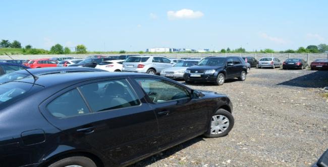 Parking Pyrzowice